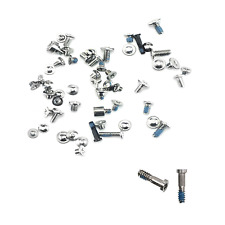 Replacement iPhone 5s 5se Inner Full Screw Set Silver Bottom Repair Part