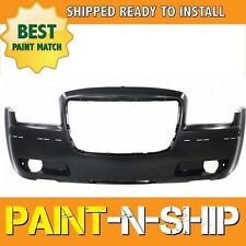 NEW 2005 2006 2007 2008 2009 2010 Chrysler 300 w/Fog 3.5L Front Bumper Painted