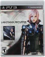 Lightning Returns: Final Fantasy XIII - Sony PlayStation 3 [Square Enix RPG] NEW