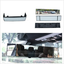 Car SUV Panoramic Anti-dazzling Rearview Mirror Large Vision 380mm Curved Mirror