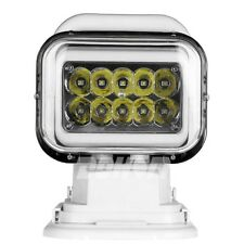 50w CREE LED Search Work Light Remote Control Rotate Handhold Magnetic White