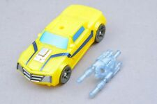 Transformers Prime Bumblebee Battle Suit Cyberverse