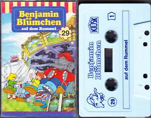 MC Benjamin Blümchen 29 - Benjamin Blümchen auf dem Rummel - KIOSK C2