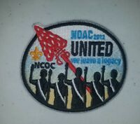 Boy Scout OA NOAC 2012 NCOC National Council of Chiefs Patch