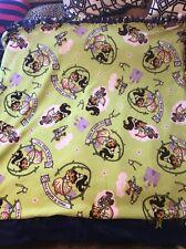Dora The Explorer Fleece Tied Blanket
