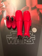 Hot Toys Star Wars Praetorian Guard HB Boots & Leg Armour loose 1/6th scale