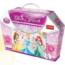 Disney Princess Trefl Puzzles