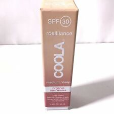 Coola Rosilliance Organic Bb Cream Spf 30 - Medium/Dark for Unisex-1.5 oz. 3E77