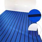94x35 Marine Eva Foam Teak Decking Yacht Boat Flooring Carpet Sheet Non-slip