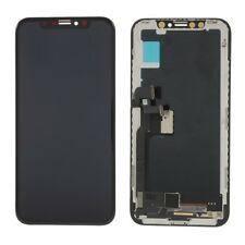 LCD Screen and Digitizer Assembly with Frame for iPhone X (TFT Version) - Black