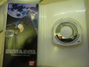 PSP GHOST IN THE SHELL stand alone complex PAL ESPAÑA