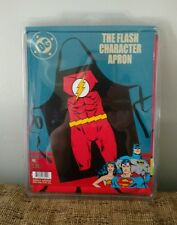 The Flash Character Apron one size fits all new