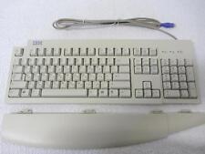 PS/2 Tastatur 37L2528 IBM KB-9910 Hebräisch beige Keyboard Hebrew WINDOWS