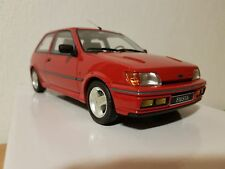 FORD FIESTA MK3 rs TURBO 1/18 1 18 OTTOMOBILE otto ottomodels boxed OT120