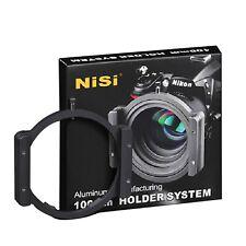Nisi 100mm Filtro Holder portafiltro filtro quadart supporto F. Nikon 14-24mm