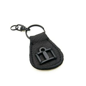 New Icon Motorsports 1000 Leather Keychain Key Chain Fob Logo for Jacket Wallet