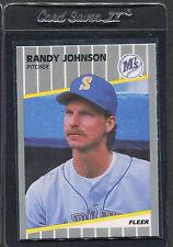 1989 Fleer Update # U-59 Randy Johnson Mariners Rookie MINT