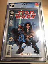 STAR WARS #19 CGC 9.8 WHITE PAGES 1st Appearance Aayla Secura Dark Horse Comics