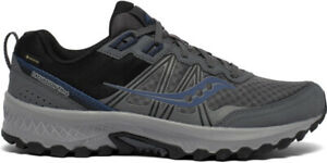 Saucony Excursion TR14 GTX Mens Trail Running Shoes - Grey