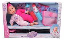 "NEW 14"" Baby Doll with Stroller Set FREE SHIPPING"