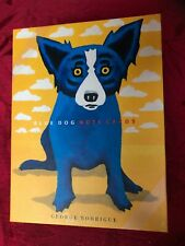 George Rodrigue Blue Dog Note Cards: The Cloud Series 2001 (New unopened boxes)