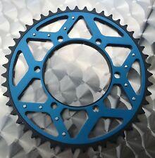 Ont Pro-Extreme pignon yamaha r1, rn19, rn22, r6, rj11 rj15, 486-47 Blue #520
