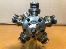 G-Mark Gmark 5 cylinder radial .30 30 glow engine motor