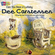 FREE US SHIP. on ANY 2 CDs! NEW CD Dee Carstensen: Can You Hear a Lullaby