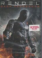 Rendel, DarkVengeance, (DVD), NEW and Sealed, NR, WS, FREE Shipping!