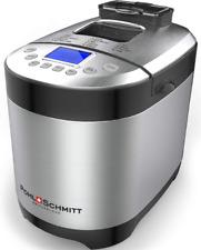 New listing Pohl Schmitt Stainless Steel Bread Machine Bread Maker, 2Lb 17-in-1, 14 Settings