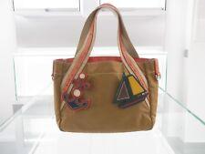 Original Prada Tasche Schultertasche Nylon & Leder klein small bag nylon leather