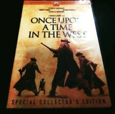 Once Upon A Time In The West Dvd(2 Disc Set, Special Collectors Edition)