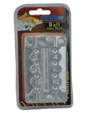 Gillies Ball Sinker Mould size 1, 2, 3 & 4 NEW