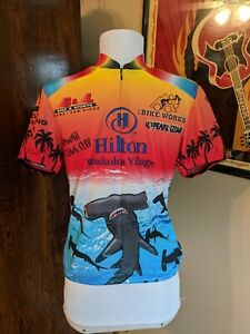 Hawaii Cycling Club Pearl Izumi Cycling Jersey Size Small
