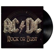AC/DC Rock Or Bust - (3D Cover & Includes CD of full album )  LP + CD NEW