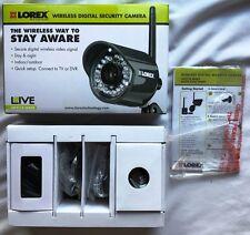 BRAND NEW Lorex LW2110 Wireless Surveillance Security Camera indoor outdoor
