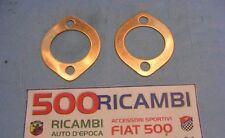 FIAT 500 F/L/R 126 COPPIA GUARNIZIONE IN RAME TESTA COLLETTORI MARMITTA SPORTIVA