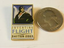 CENTENNIAL INVENTING FLIGHT DAYTONA 2003 PIN
