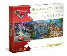 CLEMENTONI DISNEY PANORAMA PUZZLE DISNEY: CARS 1000 PCS #39348