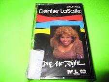 NEW FACTORY SEALED: DENISE LASALLE LOVE ME RIGHT ~ CASSETTE TAPE