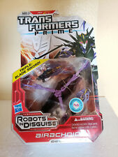 Transformers Prime Robots in Disguise RID Decepticon Airachnid MISP