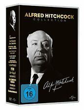 14 DVDs * HITCHCOCK  COLLECTION  KOMPLETTBOX  # NEU OVP KULT! +