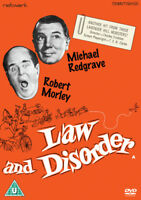 Law and Disorder DVD (2014) Michael Redgrave, Crichton (DIR) cert U ***NEW***