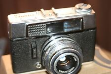 Voigtlander Vitoret LR Vintage 35mm Rangefinder Film Camera + Case - Working.