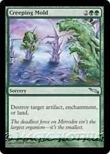 CREEPING MOLD Mirrodin MTG Green Sorcery Unc