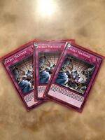 3x Proxy Yu-gi-oh Evenly Matched High Quality  Premium Photo Paper common