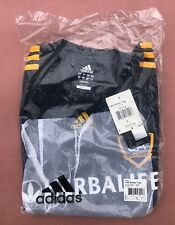 LA GALAXY Training Jersey Navy Large NEW IN BAG Team Issued 2010 MLS