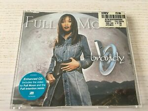 Brandy - Full Moon - 4 Track CD Single