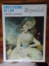 Reynolds art book grands peintres chef-d'oeuvre de l'art Reynolds 40 livres