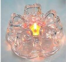 glass teapot base candle warmer